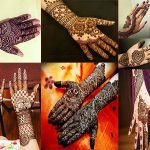 Latest Eid Mehndi Design for Girls