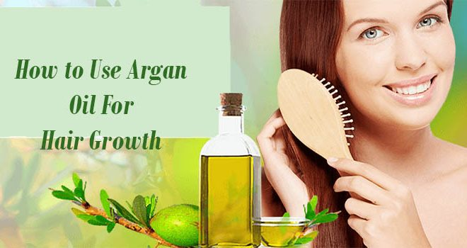 How to Use Argan Oil For Hair Growth