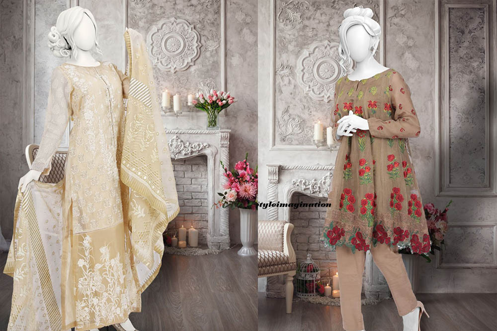 Junaid Jamshed Eid Collection 2018