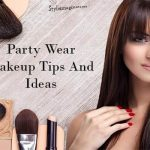 Party Wear Makeup Tips And Ideas-Step By Step Tutorial