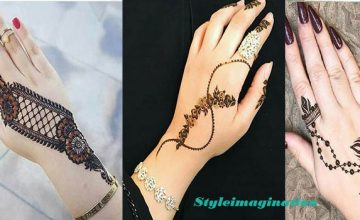 Simple Mehndi Designs