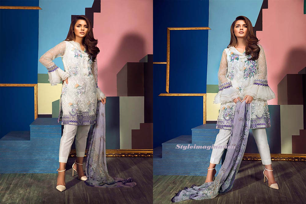 Gul Ahmed Festive Eid Collection 2018 With Price