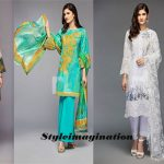 Nishat Linen Spring/Summer Unstitched Collection 2018