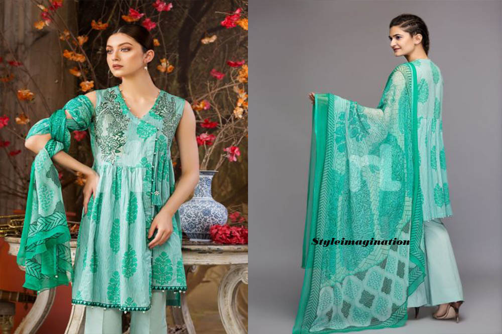 nishat collection