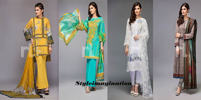 nishat eid collection