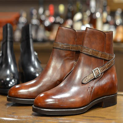 how to weat mens boots