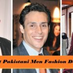 Top Greatest Pakistani Men Fashion Designers