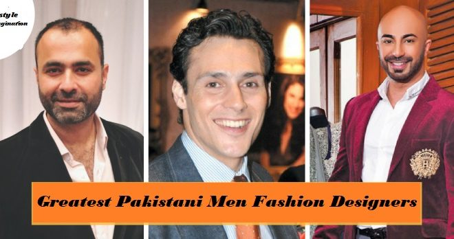 Men's Fashion Designers