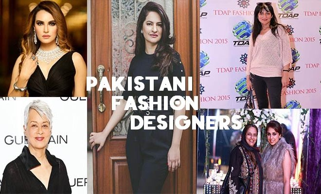 Top 11 Pakistani Fashion Designers For Women Hit List