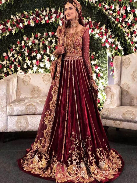 Pakistani Wedding Dresses