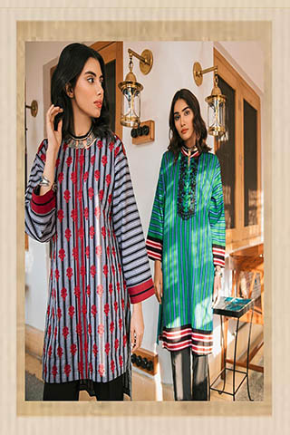 Khaadi Kurta Summer Collection 2019