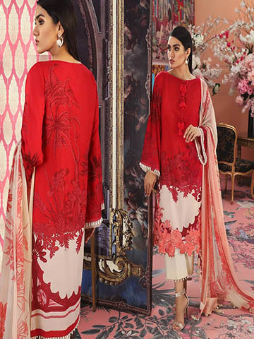 Sana Safinaz Summer Collection 2019