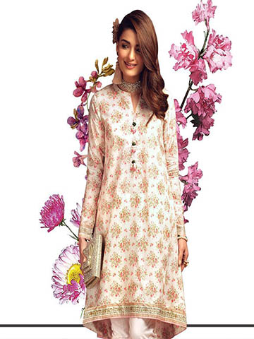 Summer Embroidered Lawn Dresses