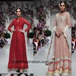 Zainab Chottani dresses luxurious Pret and Bridal Collection For Women's