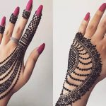 20 Marvelous Simple And Easy Eid Mehndi Designs 2019 For Girls