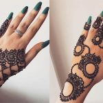 Top Latest Mehndi Designs for Hands – Trending Mehndi Designs With Adorable Portraits