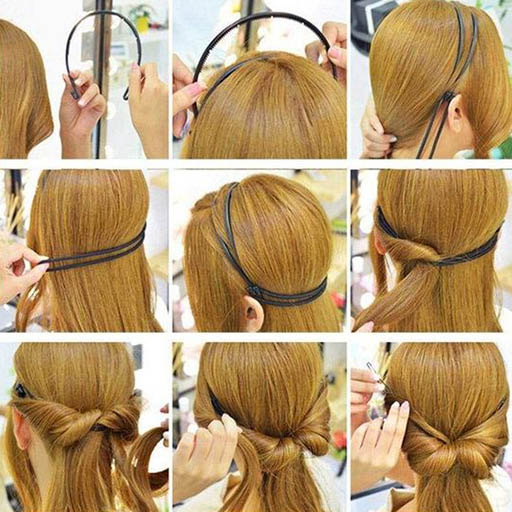 how to use hair tools