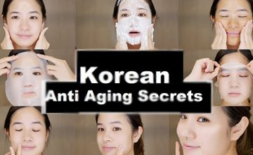 Korean Anti Aging Secrets