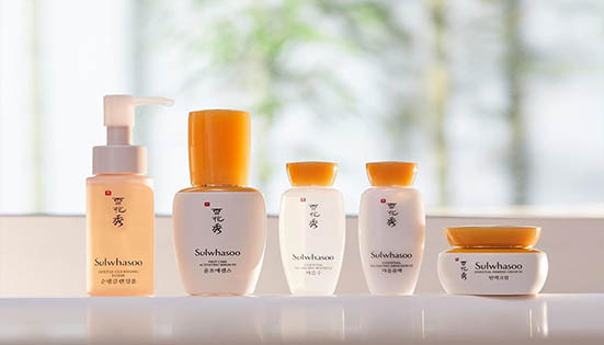Korean skin care brands