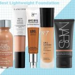 Best Lightweight Foundation For Every Skin Type
