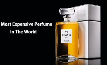 Most Expensive Perfume In The World