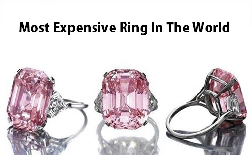 Most Expensive Ring In The World 2020 - Expensive Diamond Rings
