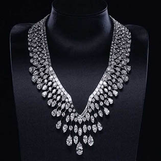 most expensive necklace in the world