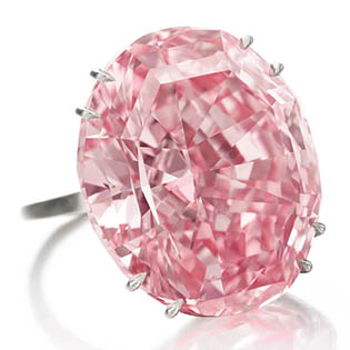 Pink Star Diamond Ring – $72.00 Million