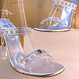 Top Ten Most Expensive Shoes In The World