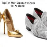Top Ten Most Expensive Shoes In The World With Prices