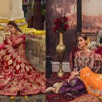 Mohsin Naveed Ranjha Bridal Collection – Pakistani Designer Bridal Dresses