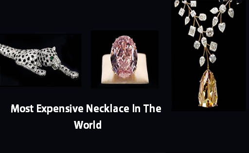 Most Expensive Necklace In The World - Who Owns The Most Expensive Necklace In The World