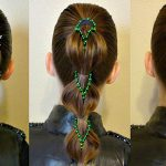 Top 20 Christmas Hairstyles 2020 – Most Creative Christmas Hairstyles Ever