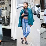 How To Wear Mom Jeans And Best Mom Jean Styles