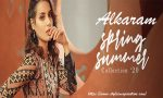 Alkaram Spring Summer Collection