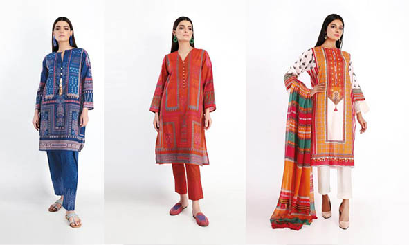 khaadi spring summer collection