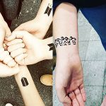 BTS Temporary Tattoos With Henna – BTS and ARMY Themed Temporary Tattoos