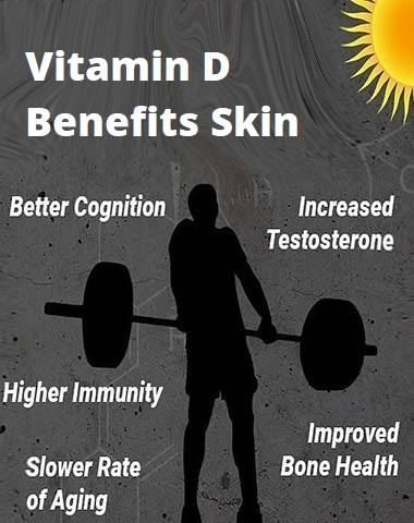 Vitamin D Benefits Skin