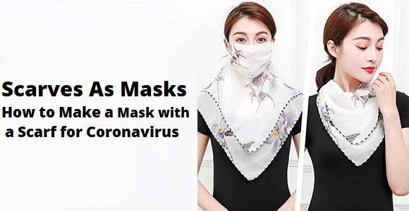 Scarves As Masks