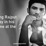 Sushant Sing Rajput Commit Sucide at the Age of 34 in his Bandra Home