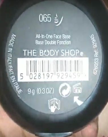 All in One Face Base Body Shop Review