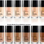 Fresh Nude Foundation review – The Body Shop Fresh Nude Foundation Shade, Benefits and Use