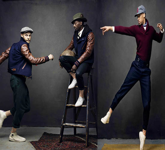 popular clothing brands for black guys