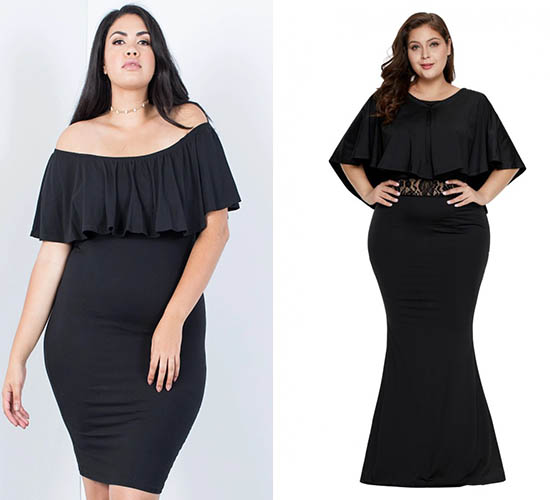 fashion for plus size women