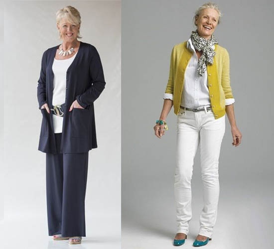 Fashion For Older Women