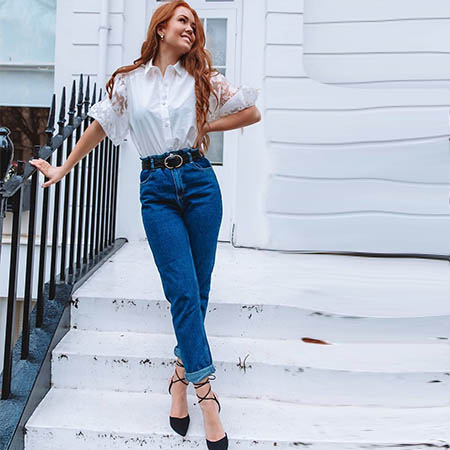 How to dress to look slim and tall