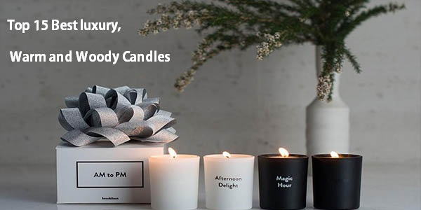 Top 15 Best luxury candles