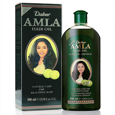 How To Use Amla Oil for Hair