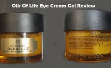 Oils Of Life Eye Cream Gel review