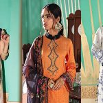 Cross Stitch Lawn 2021 – Cross Stitch Summer Eid Collection for Beautiful Ladies